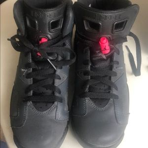 Air Jordan 6 Nike Hyper Pink